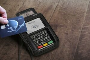 Quickbooks Pos Contactless Pin Pad Comes With Intuit Warranty