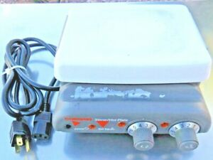 Corning Barnstead Pc 420 5x7 Lab Laboratory 5 X 7 Magnetic Hotplate Stirrer