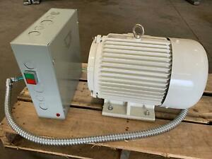 Wny North American Electric 7 5 Hp Phase Converter 7 5hp Rp07 230v