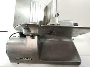 Hobart 1612 Commerical Deli Meat Slicer oh Local Pickup Only am1049229