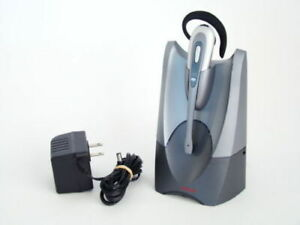 Avaya Awh55 Wireless Office Headset System perfectly Working