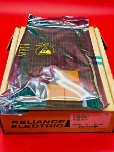 Reliance Electric 0 58704 1 Driver Interphase Board 0587041 Printed Circuit
