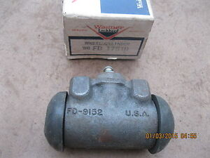 Wheel Cylinders 1949 1957 Hudson Nash Mercury Lincoln Continental Ford Sw