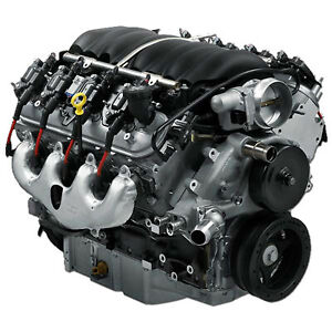 Chevrolet Performance 19301360 Ls376 585 Ls Crate Engine 525 Hp