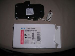 New Ch Cutler Hammer Ch120caf Combination Afci Arc Fault Breaker 1 Pole 20 Amp