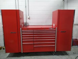 Snap On Tool Box 15 Drawer With Cabinets And Tools