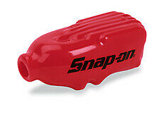 New Snap On Red Boot Protective Vinyl Mg725 Series Air Impact Wrenches Gun