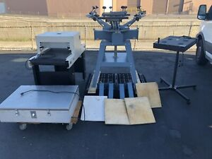 4 4 Ranar Press Conveyor Expo Flash Dryer Setup