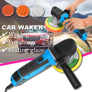 220v 680w Electric Car Vehicle Polisher 6 Speed Variable Waxer Sander Ca