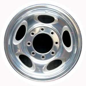 Ships Today Wheel Rim Ford Excursion F 250 F 350 16 Factory Polished Oe 3408