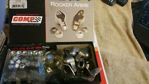 Comp Cams 1417 16 1988 up Sb Chevy Self Aligning Magnum Roller Tip Rockers