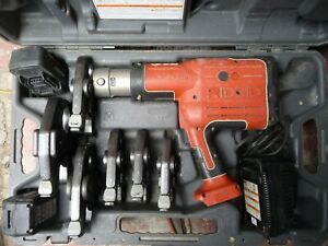 Ridgid Rp330 Corded Pro Press Model With 6 Jaws 1 2 Through 2