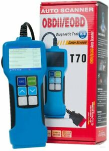 Quicklynks T70 For Nissan Professional Obd2 Diagnostic Error Code Fault Scanner