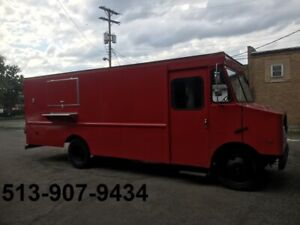 86 Brft Big Red Food Truck equipped W Nsf Commercial Equipment send Offer