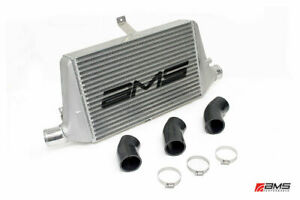 Ams Performance Front Mount Intercooler For 03 07 Mitsubishi Evo Viii Ix 8 9