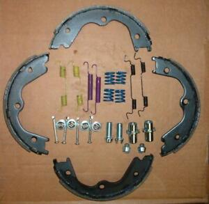 Equinox Parking Brake Shoe With Spring Kit Plus Saturn Vue 2007 2016