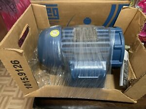 New Electric Motor 2hp