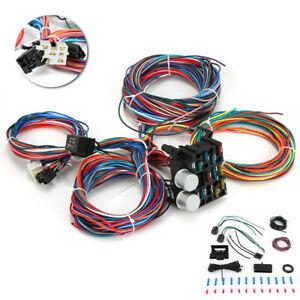 Chevy Pickup Truck 12 Circuit Wiring Harness Wire Kit Chevrolet 1947 1954
