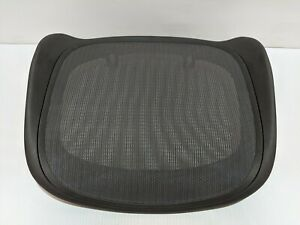 Herman Miller Classic Aeron Chair Seat B Size Carbon Medium New With Defect