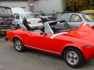 79 Fiat 124 For Parts
