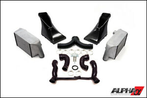 Ams Alpha Porsche 997 2 Intercooler System For Stock Framed Turbos