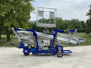 Reachmaster Atrium Boom Man Lift Ts56