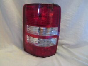 2008 2012 Jeep Liberty Tail Light Lh Driver Side