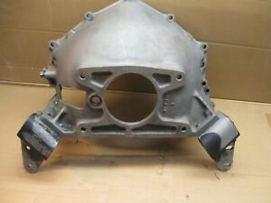 1957 Chevy Corvette 3733365 Bell Housing D 2 7 Date 3 Or 4 Speed Manual Cast