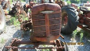 International Farmall A Tractor Front Grille Nose Assm