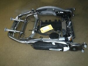 08 13 Cadillac Cts Sedan Front Right Seat Frame Back With Air Bag