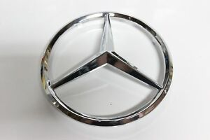 For Mercedes Dodge Sprinter Grille Emblem Grill Badge Star Logo Size 7 1 8 New