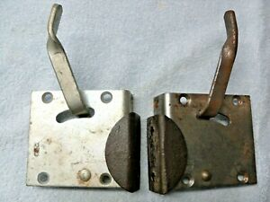 1926 1927 Model T Repo Ford Door Latches For Open Car With Strikers Included