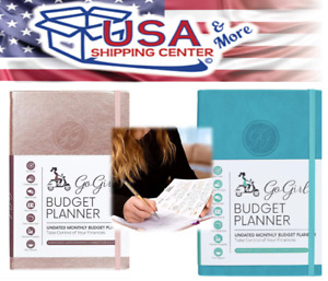 Gogirl Budget Planner Organizer For Women Compact Size Weekly Planner Goals