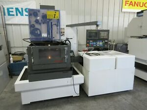 Used 2000 Fanuc Robocut Wire Edm System 1ia Reconditioned