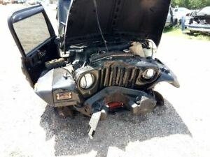 Passenger Side View Mirror Manual Lhd Fits 87 95 97 02 Wrangler 285097