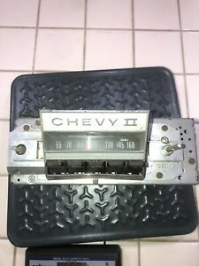 Chevy Ii 1960 s Radio Nova Model 986522