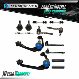 12pc Suspension Kit For Ford Expedition F 150 F 250 Lincoln Navigator 2wd