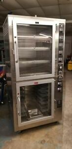 Piper Convection Oven And Proofer Op 4 jj d