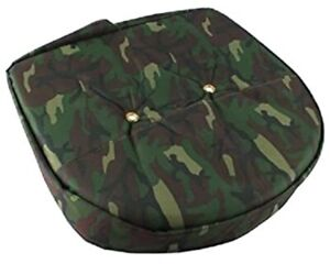 Universal 21 Camouflage Pattern Pan Style Seat Cushion Bottom For Tractors
