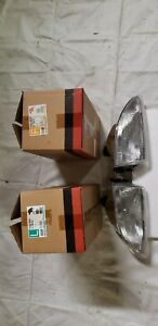1994 1998 Ford Mustang Pair Headlamp free Shipping
