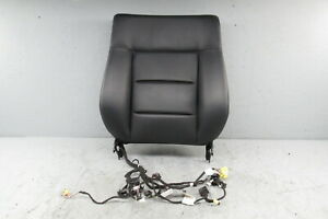 2010 2016 Mercedes E350 W212 Front Right Passenger Seat Cushion Top Upper Back