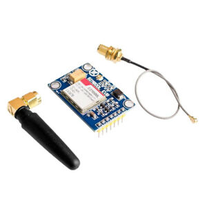 Sim800l Gsm Gprs Module Includes Antenna Adapter Supports Quad Band Cs