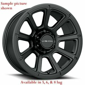 4 Wheels Rims 18 Inch For Ford F150 2012 2013 2014 2015 2016 2017 Raptor 2655