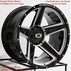 4 Wheels Rims 20 Inch For Ford F150 2012 2013 2014 2015 2016 2017 Raptor 2604