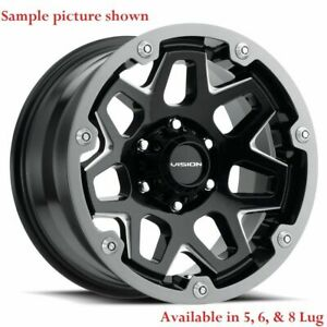 4 Wheels Rims 18 Inch For Ford F150 2012 2013 2014 2015 2016 2017 Raptor 2621