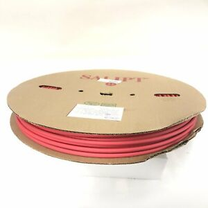 Thermosleeve Cyg Hst14330 Red 1 4 2 1 Heat Shrink 330 Foot Roll