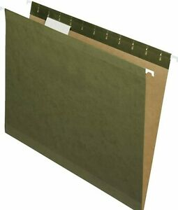 Pendaflex 415215 Hanging File Folders Box Of 25