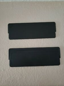 03 11 Oem Lincoln Town Car Interior Front Center Console Divider Inserts