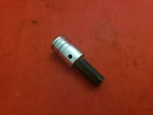Snap on New Logo 3 8 Drive 3 8 Allen Hex Bit Socket Driver Fa12a Sae I10