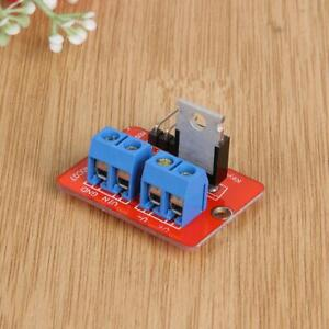 0 24v Top Mosfet Button Irf520 Mos Driver Modules Control Board For Arduino